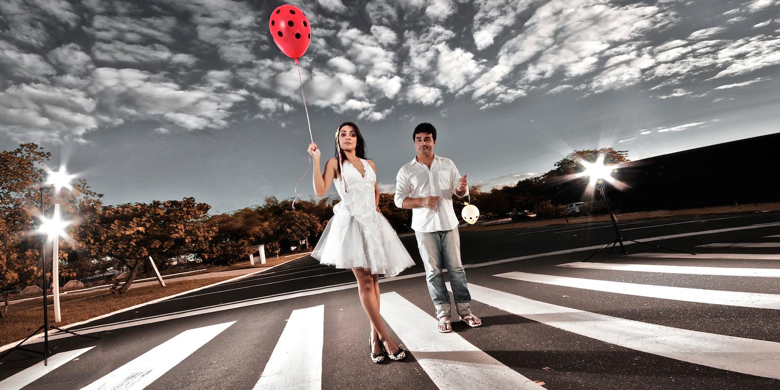 Wedding Zulk! Brincadeira de criança – Carol e Eduardo